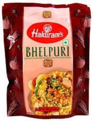 2 pack Haldiram's Bhel Puri 200g image