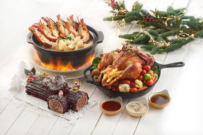 Season's Best Festive Party Pack (serves 5 persons) image