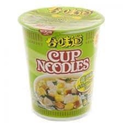 B105 HK Nissin Cup Noodle - Chicken image