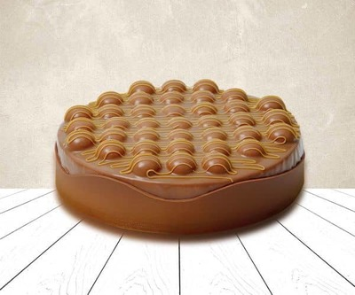 Snicker cake image