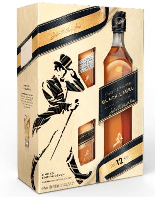 Johnnie Walker Black Label 12YO Value-Pack (spirits) image
