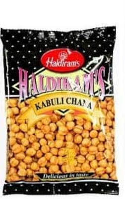 2 pack Haldiram's Kabuli Chana 200g image