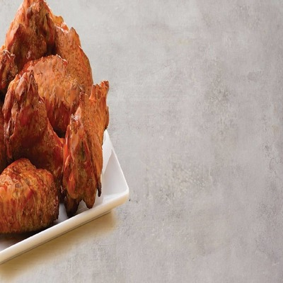 Chicken Wings (served with choice of a dipping sauce) image