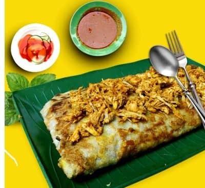Murtabak Chicken image