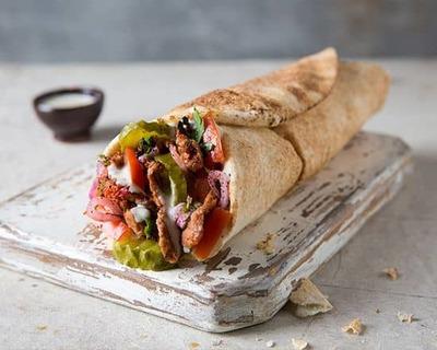 Beef Shawarma image