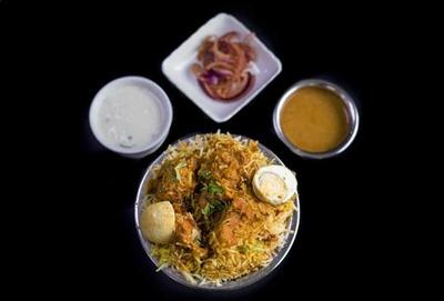 Hyderabadi Mutton Dum Biryani(Signature) image