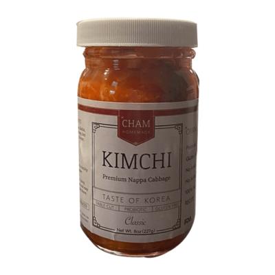 CHAM KIMCHI 24/8OZ image