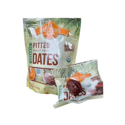 DATE OASIS ORGANIC PITTED DATE 12/8X1.16OZ image