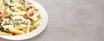 Pasta Chicken Florentine image
