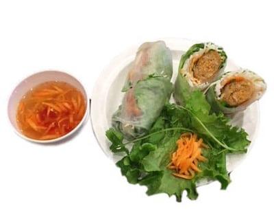 A03. Vietnamese Eggroll Wrap / Chả Giò Cuốn Bánh Tráng image