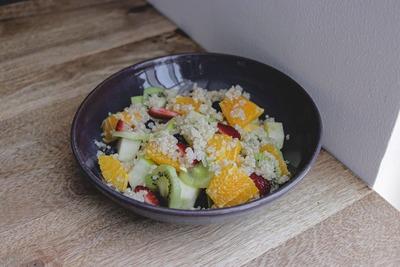 Quinoa Fruit Salad image