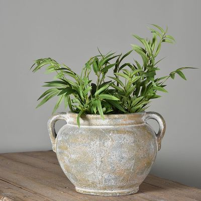 Rustic Grecian Style Vase image