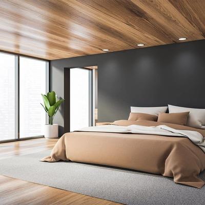 Bedrooms - Carpet shampoo (20 mins) image