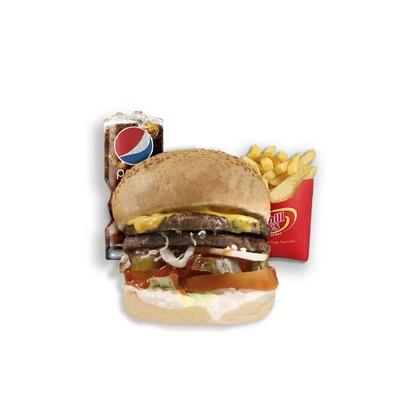 Combo 15 - Sloppy Burger image