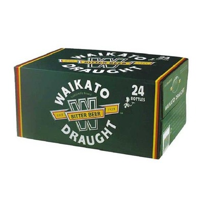 Waikato Draught Bottles 24x330mL image