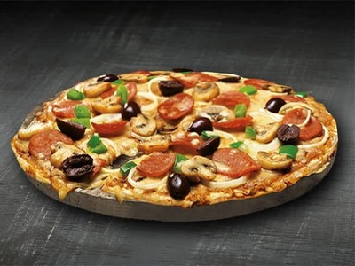 Four Seasons Small Pizza image