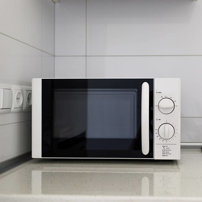 Microwave Cleaning (30 mins) image