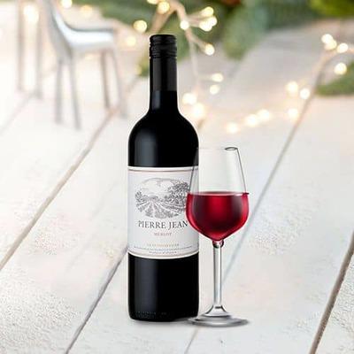 Premium Red Wine Pierre Jean image
