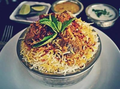 Hyderabadi Chicken Dum Biryani (Signature)  image