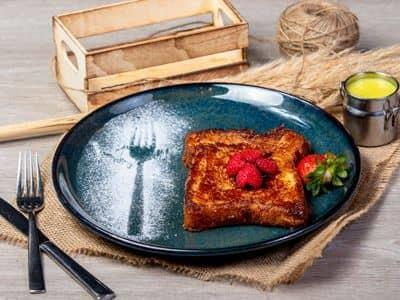 Sarj French Toast image