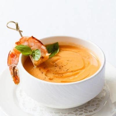 Jheenga soup image