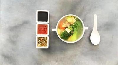 Veg Clear Soup image