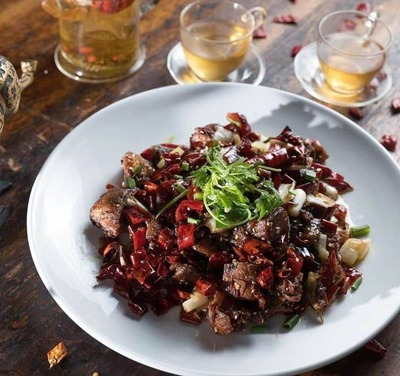 H17. Mixed Tasted Duck Ala-Carte  image