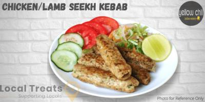 Chicken/Lamb Seekh Kebab image