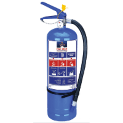 Dry Chemical Powder (DCP) Fire Extinguisher image