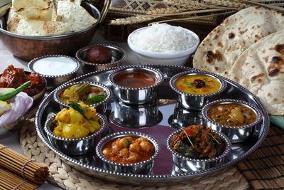 Thali image