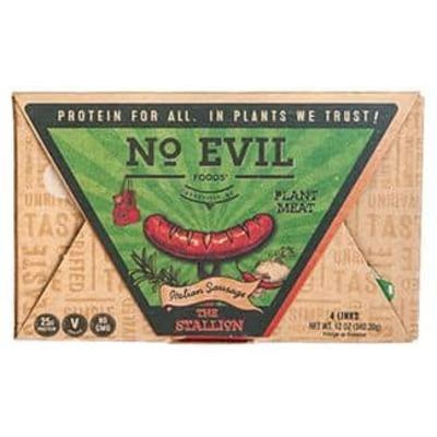 No Evil Foods Italian Sausage image
