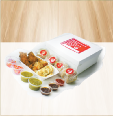 Kenkey Party Box image
