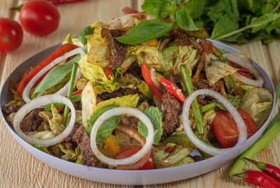 Canteen Asia Beef Salad (spicy) image