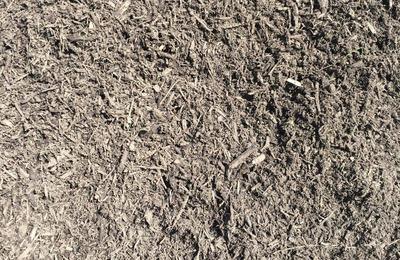 Brown Hardwood Mulch image