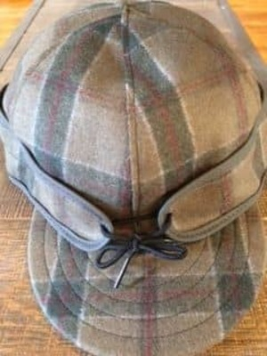 Stormy Kromer Red Pine image