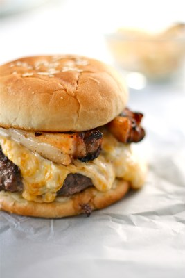 Cheese Belly Burger image