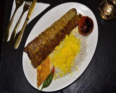 Chelo Kabab Soltani image