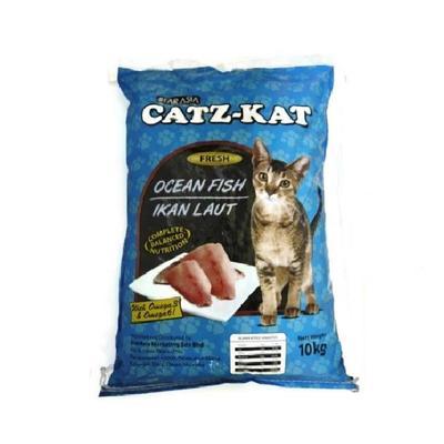 Dry Catz-Kat Ocean Fish 10kg image