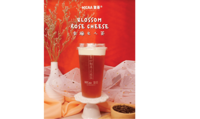 Blossom Rose Cheese image