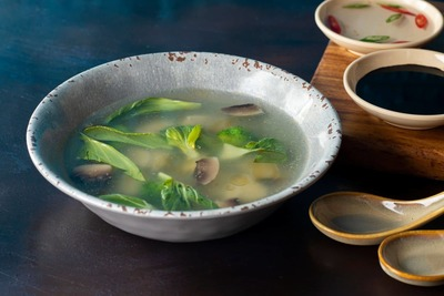 Asian Clear Soup image