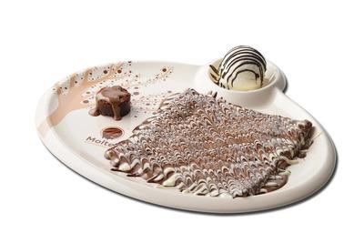 Brownies Crepeبراونيز كريب image