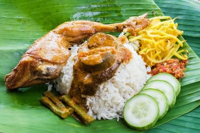 Nasi Ayam Kampung image