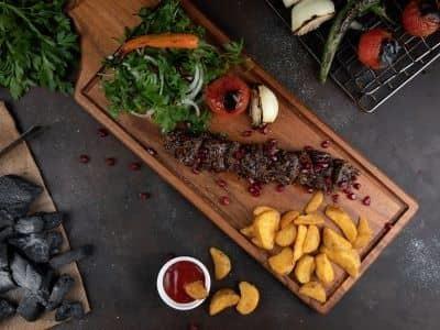 Kabab Torsh image