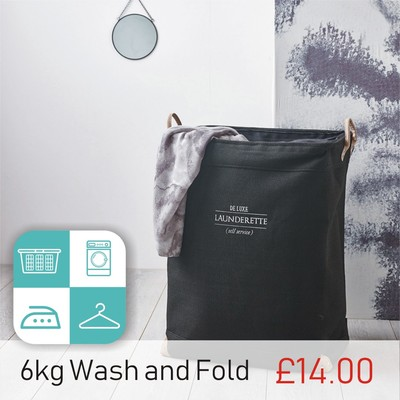 6kg Wash and fold image