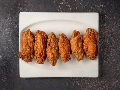 Har Cheong Gai (shrimp paste chicken) image