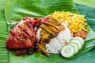 Nasi Ayam Berempah image