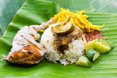 Nasi Ayam Percik image
