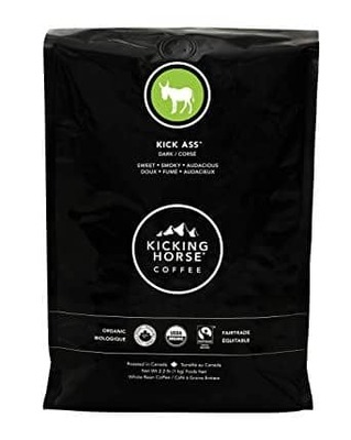 Kicking Horse Coffee Kick Ass 1 Lb image