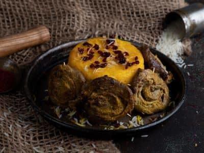 Filled Kabab Makhsoos Farsi image