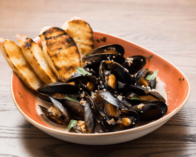 TR Mussels image